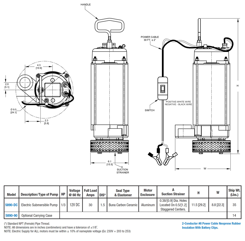 hp power cord wiring diagram 12 volt dc battery powered submersible pump on springer  12 volt dc battery powered submersible pump on springer