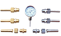 Product Image - 3-Piece Mixer Adapters & Adjustable Angle Temperature Gauge
