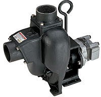 "3"" Hydraulic Motor Driven Self-Priming Pump"