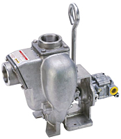 "2"" Hydraulic Motor Driven Stainless Steel Pump"