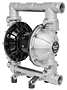 Product Image - Air-Operated Double-Diaphragm Husky 1590 FDA Sanitary Pumps