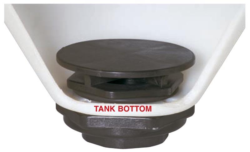 anti vortex tank flange on springer pumps  llc
