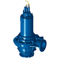 Hidrostal Immersible Screw Centrifugal Pump