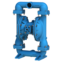 SANDPIPER Evolution S20 Metallic Diaphragm Pump