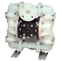 SANDPIPER S10 Non Metallic Diaphragm Pump