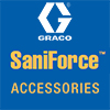 GRACO SaniForce Accessories Logo