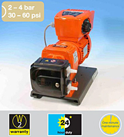 521VI Varmeca-controlled variable <br>speed 30 - 60 psi pumps with 520REMC <br>Loadsure element Pump Head
