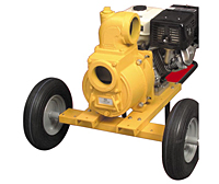 Engine Driven Trash Pumps