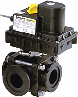3-Way Side Load Electric Manifold Valves