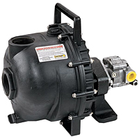 "2"" Hydraulic Driven Polypropylene Pump"