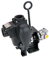 "11/2"" and 2"" Hydraulic Motor Driven Self-Priming Pump"