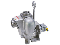 "3"" Hydraulic Motor Driven Stainless Steel Pumps"