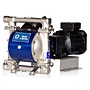 Husky 1050E EODD Pump Stainless Steel