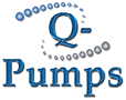 Q-Pumps Logo Square