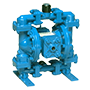 SANDPIPER S05 Metallic Diaphragm Pump