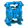 SANDPIPER S1F Metallic Diaphragm Pump