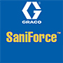 Graco SaniForce Logo