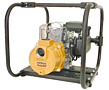 Gasoline & Diesel Driven Solid Handling Pump