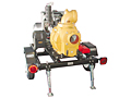 "6"" Engine driven trash pumps"