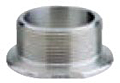 Flange X Male Npt Thread - 316 SS